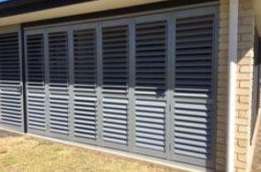 Louvres Adjustable